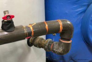 Chauffage solaire thermique : pourquoi proscrire les tubes PVC HTA ?